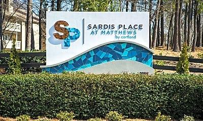 Community Signage, Sardis Place at Matthews by Cortland, 2