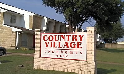 Country Village Townhomes, 1