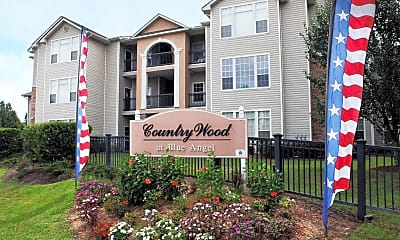 CountryWood At Blue Angel, 2