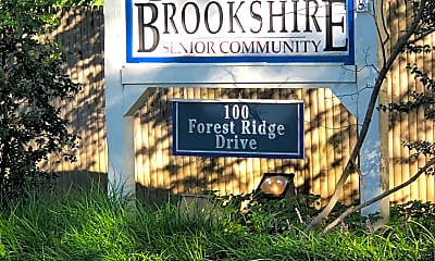 Brookshire Senior Apartments, 1