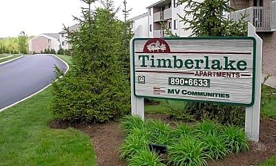Timberlake Apartments, 1