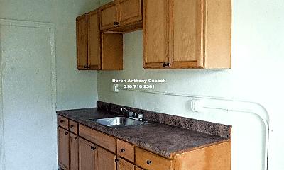 Kitchen, 427 S Grand View St, 1