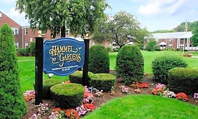 Hammel Gardens, 0