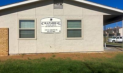 Chaparral Village Apartments, 1