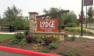 The Lodge Apartments, 1