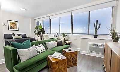 Living Room, The Wayland, 0