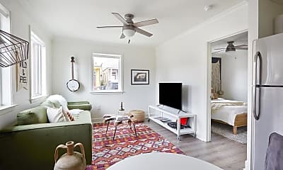 Living Room, 2200 Oretha Castle Haley Blvd, 1