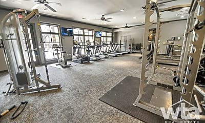 Fitness Weight Room, 7655 N Fm 620, 2