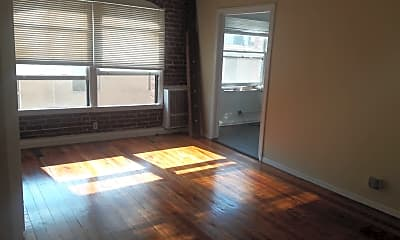 Living Room, 304 S Manhattan Pl, 0