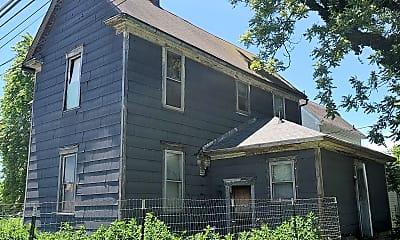Building, 522 E 13th St, 1