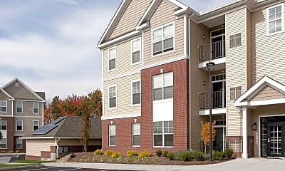 Building, Montage - Rocky Hill, 2