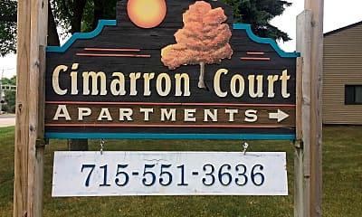Cimarron Court Apartments, 1