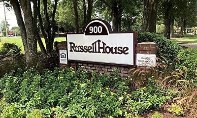 The Russell House, 1