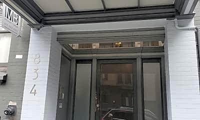 Building, 834 Bush St, 2