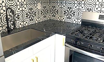Kitchen, 535 S Gramercy Pl, 1
