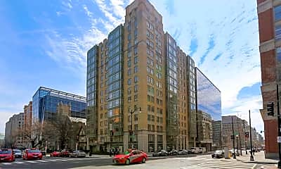 Building, 1150 K St NW 1404, 0