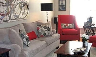 Living Room, Remington at Ladera Ranch 55+, 1