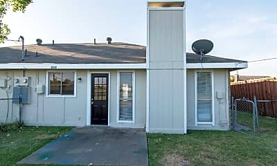 Building, 3519 Jewel St, 2