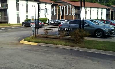 Court Villa Apartments, 1