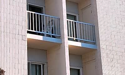 Stella Fleming Towers, 2