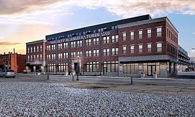 Building, Yardley, 1