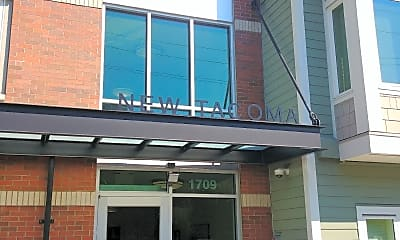 New Tacoma Senior Apartments, 1