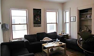 Living Room, 337 Beacon St, 1