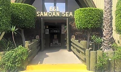 Samoan Sea, 1