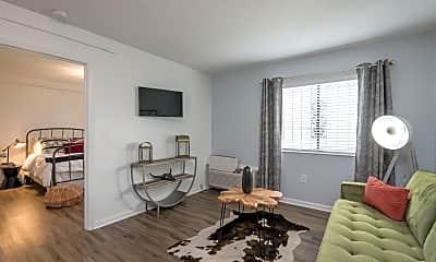Living Room, Capital Flats & Magnolia Square, 0