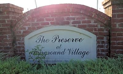 Preserve at Fairground Village, The, 1