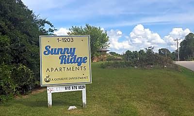 Sunny Ridge Apartments, 1