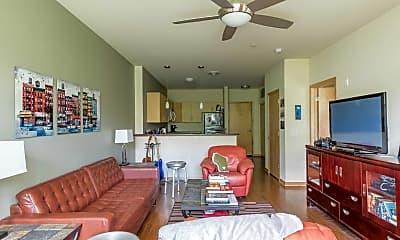 Living Room, Settlement Place, 1