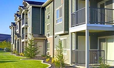 Building, Copper Creek Apartments, 1