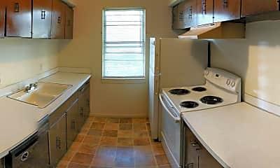 Kitchen, 3622 Brush Creek Dr, 1