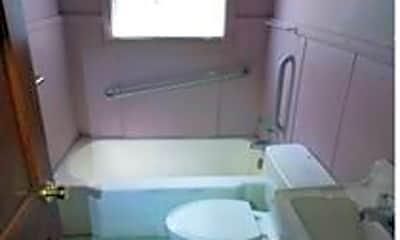 Bathroom, 2449 Midway St, 2