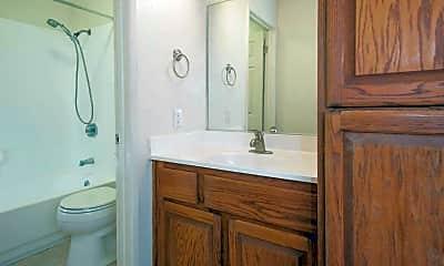 Bathroom, Meridian Terrace Condominium Rentals, 2