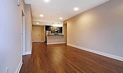 Living Room, 100 Marshall St 508, 1