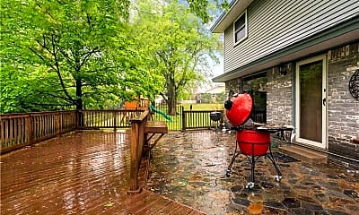 Patio / Deck, 2415 Weatherford Dr, 2