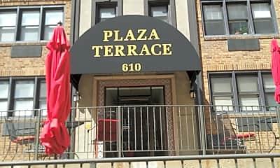 Plaza Terrace, 1