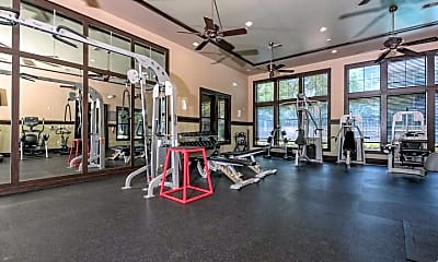 Fitness Weight Room, 4000 Hulen Pl, 2