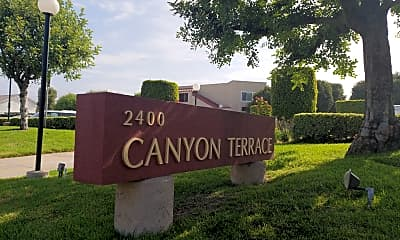 Canyon Terrace, 1