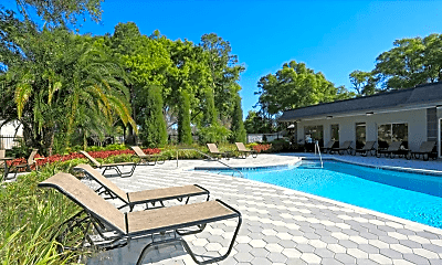 Pool, Grove at Temple Terrace, 1