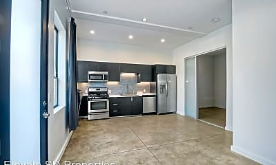 Kitchen, 1965 Columbia St, 1