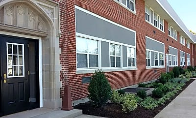 Building, Heritage Square Apartments, 0