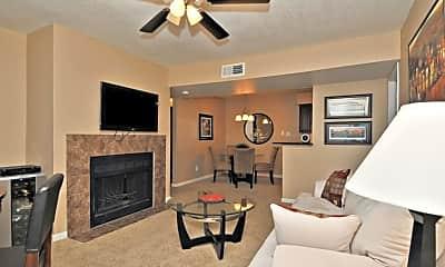 Living Room, 5995 N 78th St 2041, 0
