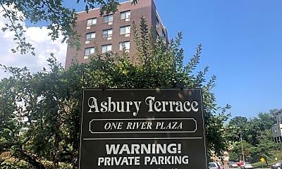 Asbury Terrace, 1