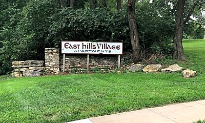 East Hills Village Apartments, 1