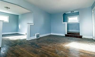 Living Room, 4110 Lillie St, 1