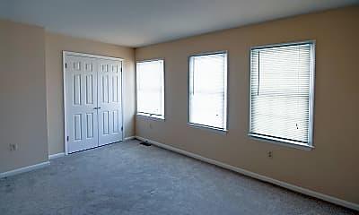Living Room, Blue Meadows Farm, 1