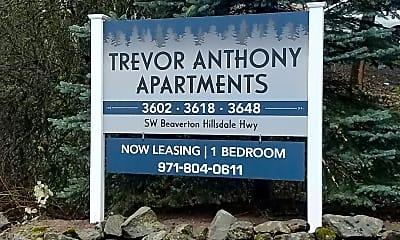 Community Signage, 3602 SW Beaverton Hillsdale Hwy, 2